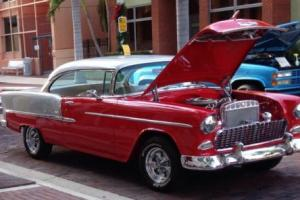 1955 Chevrolet Bel Air/150/210 Sport Coupe