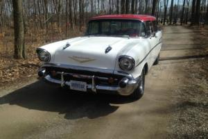 1957 Chevrolet Nomad for Sale