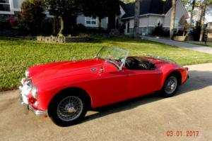 1957 MG MGA ROASTER CONVERTIBLE