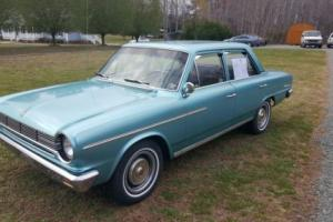1965 AMC American 4 Door 220 Base