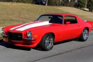 1971 Chevrolet Camaro -- Photo