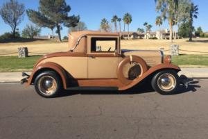 1930 Willys Coupe