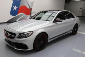 2015 Mercedes-Benz C-Class C63 S AMG EDITIONBI-TURBO NAV