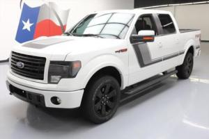 2014 Ford F-150 FX4 CREW 4X4 ECOBOOST APPEARANCE NAV