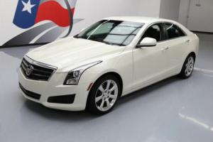 2013 Cadillac ATS 2.0T BOSE AUDIO WHITE DIAMOND