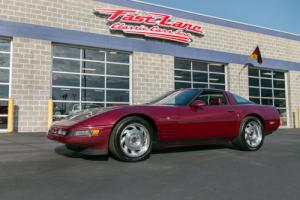 1993 Chevrolet Corvette Only 4,352 Miles