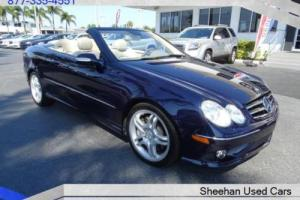 2008 Mercedes-Benz Other CLK 550 Convertible