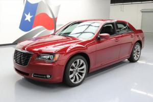 "2014 Chrysler 300 Series S LEATHER NAV REAR CAM 20"" WHEELS"