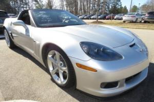 2011 Chevrolet Corvette Z16 Grand Sport 1LT Targa Top