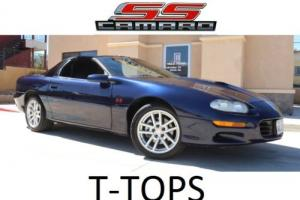 2002 Chevrolet Camaro SS PACKAGE