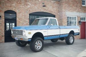 1972 Chevrolet Other Pickups K20 Custom