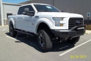 2017 Ford F-150 Black Widow