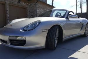 2007 Porsche Boxster Boxster S Photo