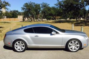 2006 Bentley Continental GT CONTINENTAL GT MULLINER PACKAGE Photo