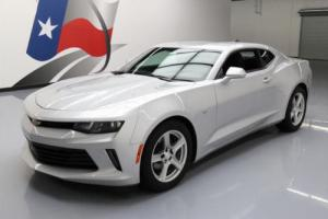 2016 Chevrolet Camaro LT TURBOCHARGED AUTO TECH REAR CAM