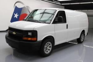 2014 Chevrolet Express CARGO VAN A/C PARTITION WALL