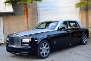 2014 Rolls-Royce Phantom Rolls Royce Phantom EWB