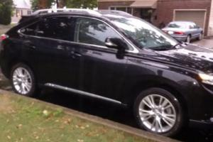 2011 Lexus RX