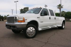 2001 Ford Super Duty F-550 EXTENDED DUALLY BED