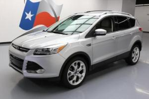 2014 Ford Escape TITANIUM ECOBOOST TECH NAV LEATHER