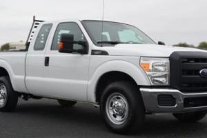 2013 Ford F-250 SuperCab XL SB 2WD