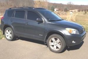 2007 Toyota RAV4 SPORT SUNROOF BLUETOOTH ROOF RACK