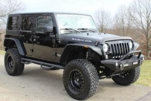 2014 Jeep Wrangler WRANGLER UNLIMITED RUBICON