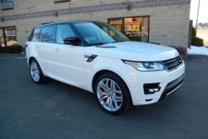 2015 Land Rover Range Rover Sport Autobiography SUPERCHARGED Sport