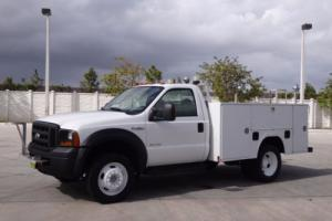 2007 Ford F-450 Service Utility Body