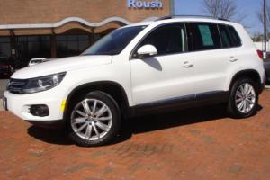 2014 Volkswagen Tiguan 2WD 4dr Automatic SEL