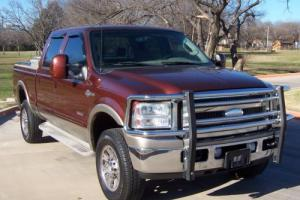 2005 Ford F-250 Super Duty  F350