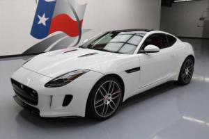 2015 Jaguar F-Type R SUPERCHARGED SUNROOF NAV 20'S