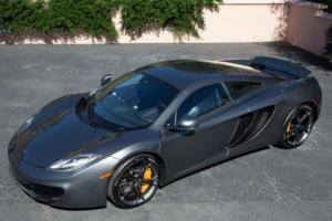 2012 McLaren MP4-12C 2013 UPGRADE