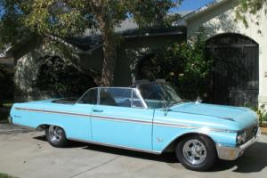 1962 Ford Galaxie 500 SUNLINER Roadster Coupe