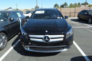 2017 Mercedes-Benz GLA GLA 250 4MATIC SUV