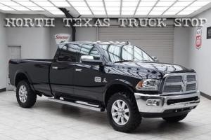 2014 Dodge Ram 3500 Cummins 6.7L Longhorn Nav Camera TEXAS TRUCK