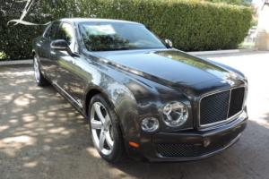 2016 Bentley Mulsanne Final call!! Photo