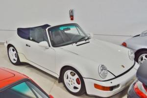 1993 Porsche 911 Factory Turbo Look Widebody American Roadster