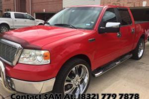 2005 Ford F-150 Crew Cab Photo