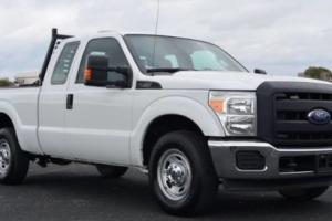 2015 Ford F-250 SuperCab XL SB 2WD