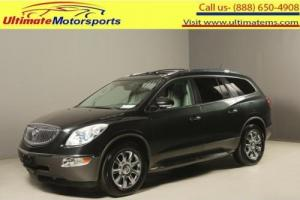 2011 Buick Enclave 2011 CXL PANO LEATHER HEATSEAT RCAM BOSE WARRANTY
