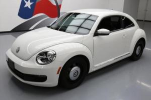 2013 Volkswagen Beetle-New BEETLE 2.5L AUTOMATIC HTD SEATS