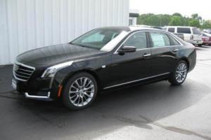2017 Cadillac Other Lux Twin Turbo CT6 AWD