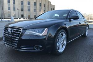 2013 Audi A8 Sport Package Twin Turbo