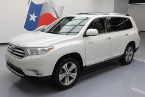 2013 Toyota Highlander LIMITED 7-PASS SUNROOF NAV