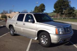 2005 Cadillac Escalade Ext AWD