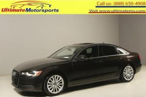 2013 Audi A6 2013 2.0T QUATTRO PREMIUM PLUS AWD NAV SUNROOF Photo
