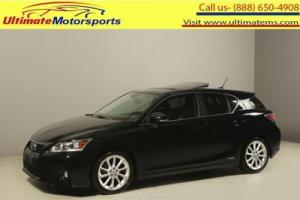 2013 Lexus CT 200h 2013 HYBRID NAV SUNROOF LEATHER WARRANTY Photo