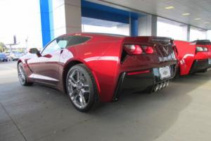 2017 Chevrolet Corvette 2dr Stingray Z51 Coupe w/2LT