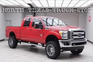 2012 Ford F-250 Lariat 6.7L FX4 Nav Sunroof Cooled Seats Camera